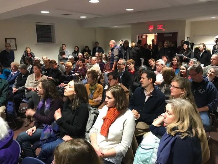 Sanctuary City Designation Packs Hopewell Borough Council Meeting