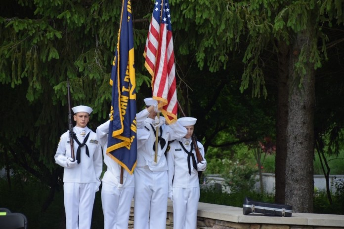 Hopewell Valley Veterans Association Hosts Memorial Day Ceremony (PHOTOS)