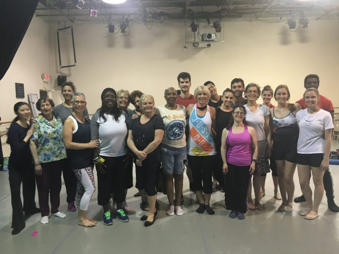 Roxey Ballet Presents Stories of Breast Cancer Survivors
