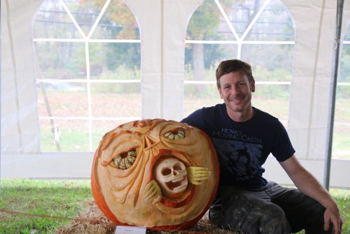 Hopewell Valley Arts Council Celebrates Successful Third Annual Amazing Pumpkin Carve