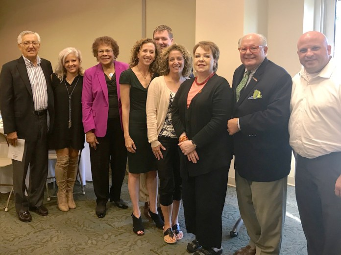 Helpwell Founders Honored at Hopewell Valley Mayors' Breakfast, Mayors Discuss Valley Issues