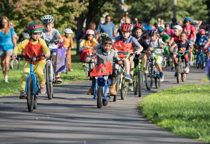 Lawrence Hopewell Trail Hosts Fourth Annual Trail and Treat Ride for Kids