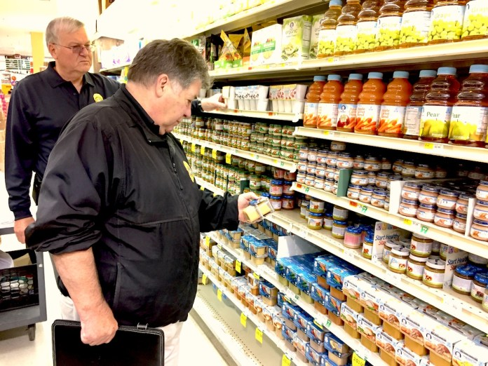 Mercer County Consumer Affairs Task Force to Make Unannounced Store Visits
