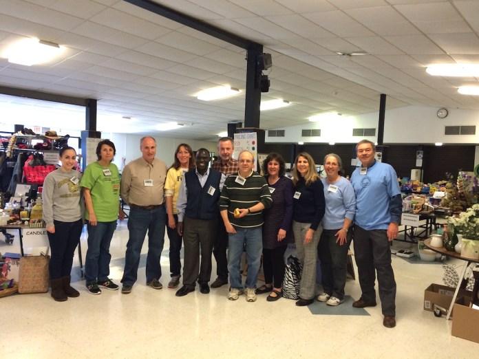 Ninth Annual Indoor Flea Market to Support Hopewell-Keroka Alliance