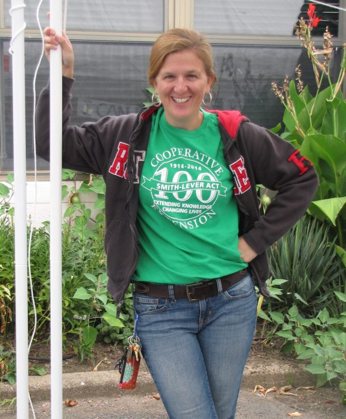 Mercer County Agricultural Agent to Give Talk on Growing Vegetables