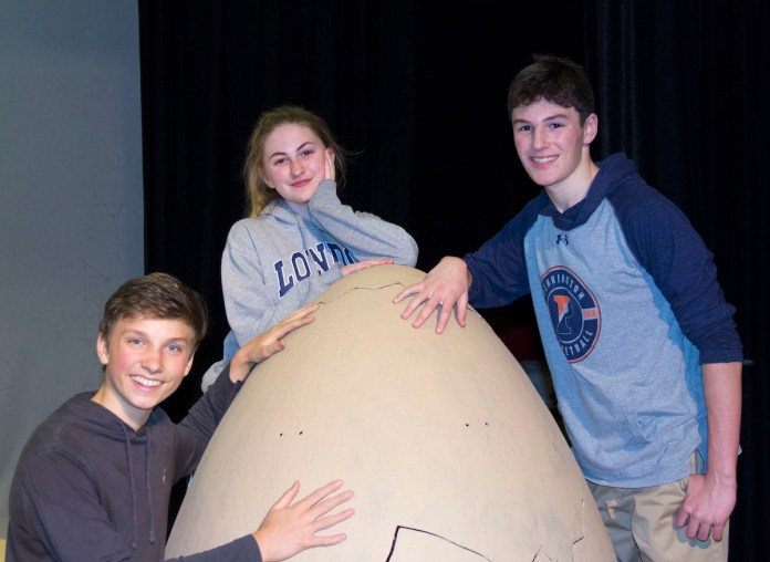 Timberlane Middle School presents Honk! Jr., The Musical