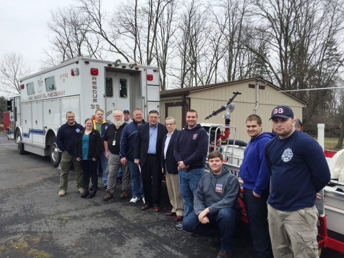 Mercer County Puts Homeland Security Dollars Toward Firefighting Equipment