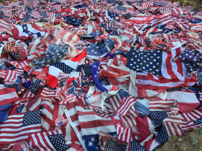 Mercer County Seeks Worn American Flags for Decommissioning Ceremony