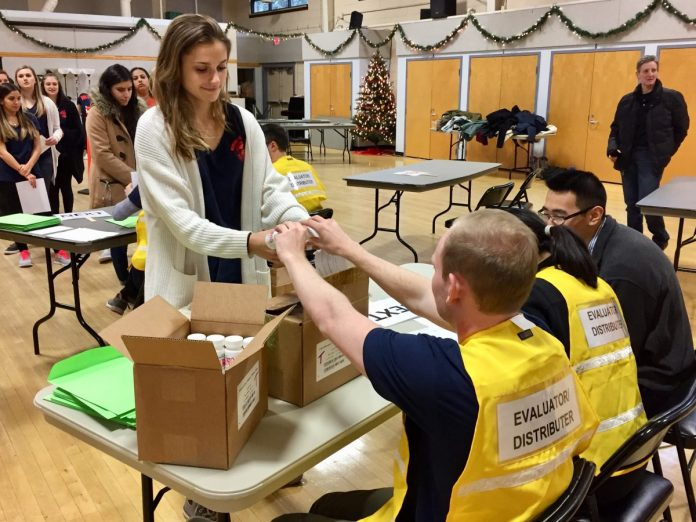 Mercer County Public Health Prepares Students to Assist During Emergencies