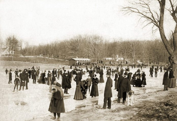 Library to Offer Lecture on History of Trenton's Cadwalader Park
