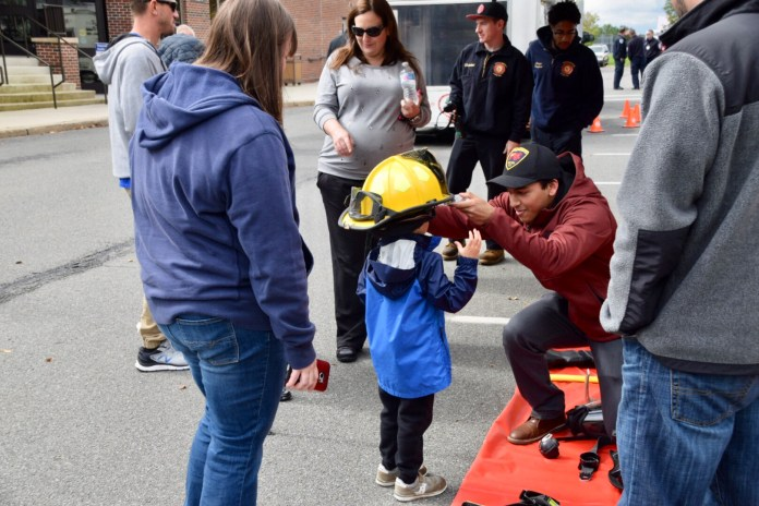 Hopewell Valley Fire Groups Host Annual Fire Safety Open House (PHOTOS)