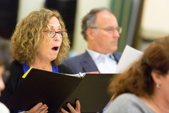"""Voices Chorale NJ Presents """"A Winter's Night"""""""