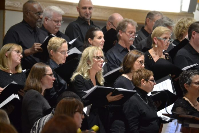 Hopewell Valley Chorus Invites Singers to Join Open Rehearsals