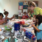 childrens art afternoon