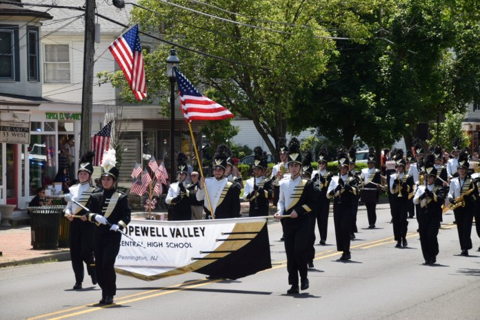 Hopewell Valley Celebrates Memorial Day (PHOTOS)