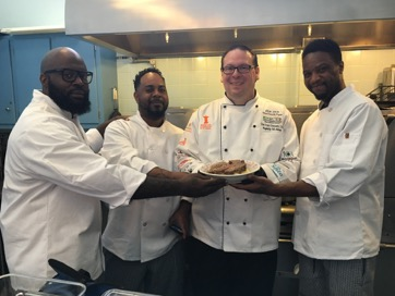 CookWell Celebrates Trainee Graduation with Gourmet Feast