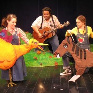 The Shadow Box Theater Presents: Tobias Turkey