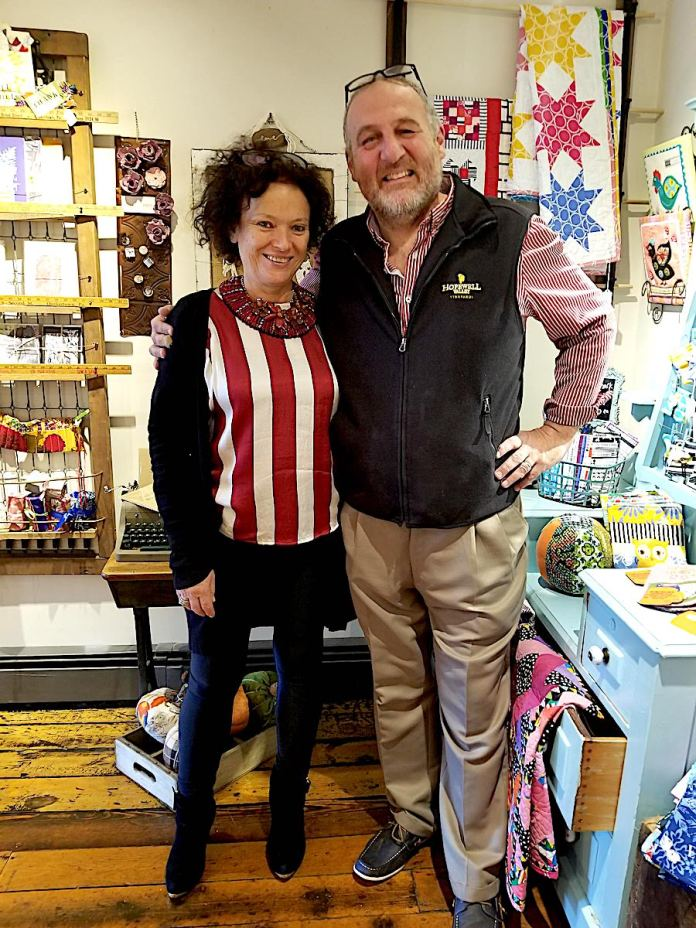 Love and inspiration bring a new gift store to Pennington.