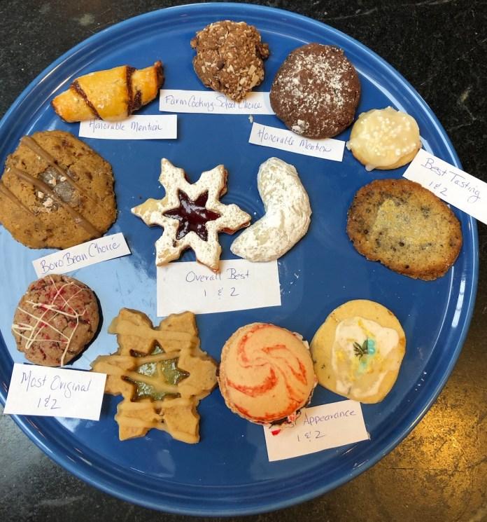 MercerMe hosts 5th Annual Cut-Throat Cookie Exchange