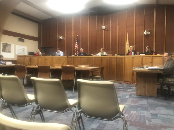 Energy aggregation and Trenton Water Works addressed at Hopewell Twp Committee Meeting