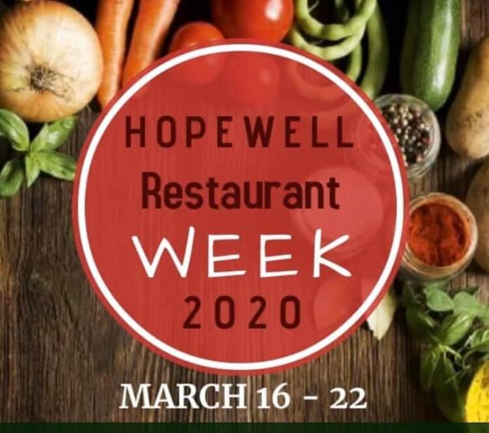 Hopewell Restaurant Week