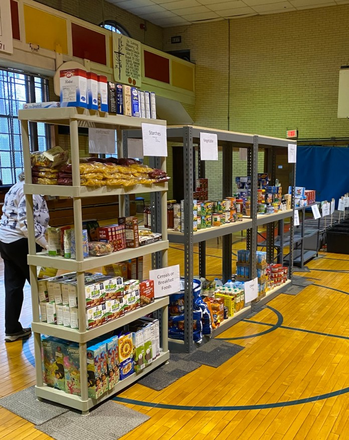 From the Towns:  Please help spread the word about the Mobile Food Pantry