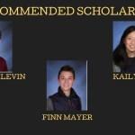 National Merit Scholars 2020-4