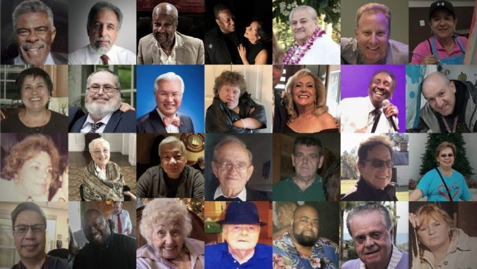 Loved and Lost, a statewide collaborative to document the lives lost to COVID-19 in NJ