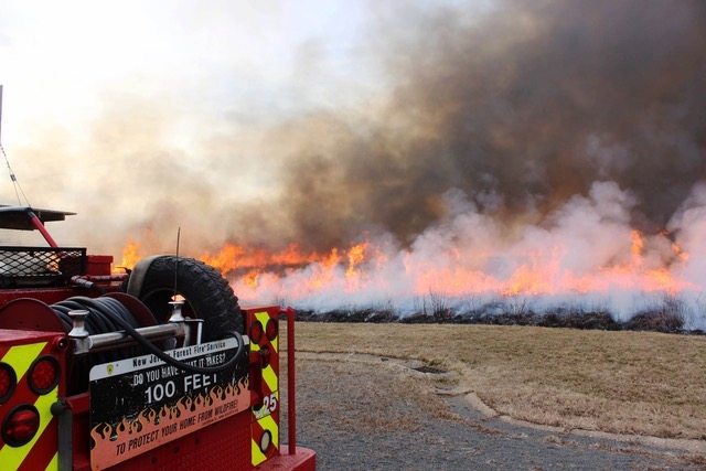 Monitored fires to occur at Mercer Meadows in coming weeks