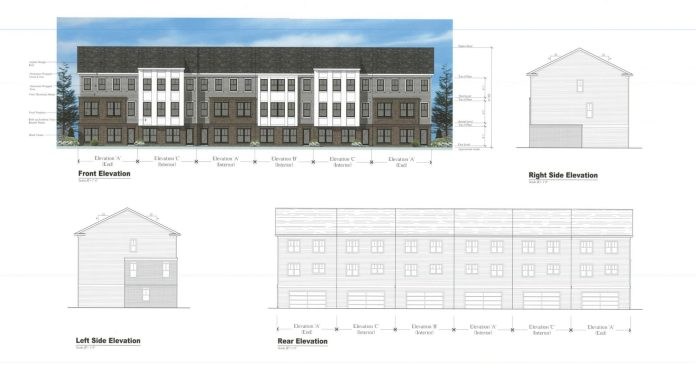 Scotch Rd residential development application reviewed by Hopewell Twp planning board