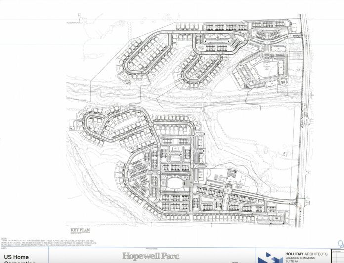 Planning Board approves application for Hopewell Parc, with conditions
