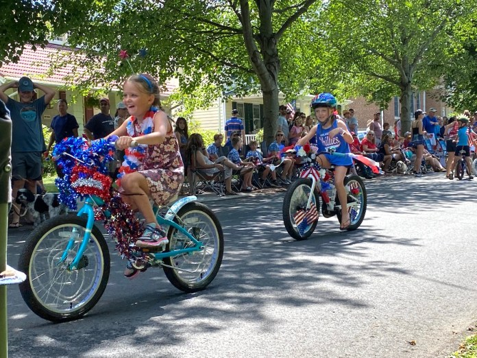 Titusville 4th of July parade returns to make happy memories.