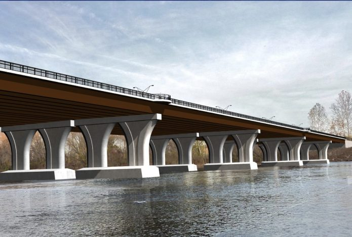 I-295 southbound Exit 76 ramp to Route 29 to be closed for five weeks as part Scudder Falls Bridge project
