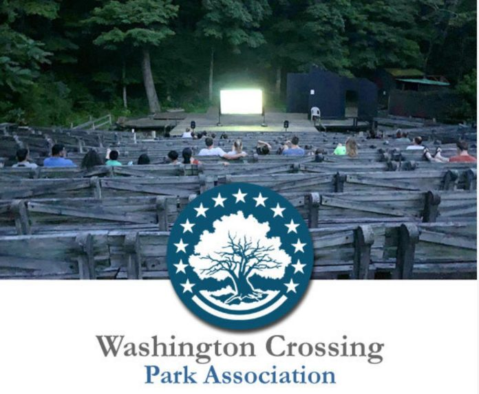 Washington Crossing Park (NJ) and HV Arts Council present free movies in the park