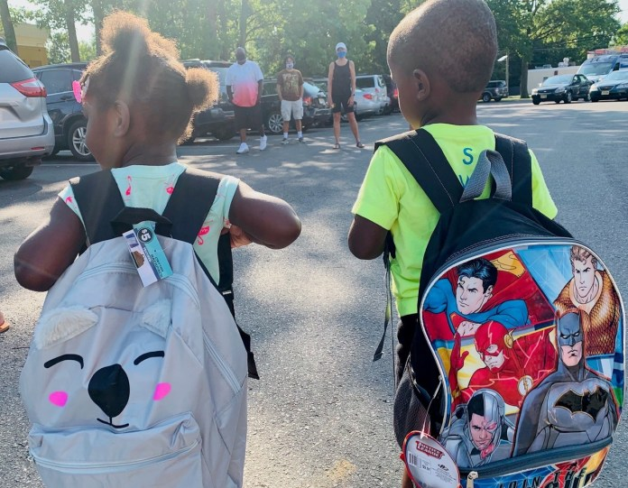 HomeFront asks the community to help send 2,000 children back to school ready to learn