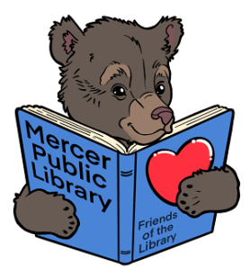 "February is ""Love Your Library"" month in Mercer!"