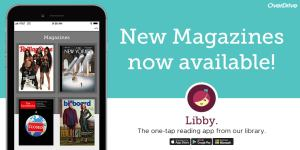 Magazines now available in Wisconsin's Digital Library