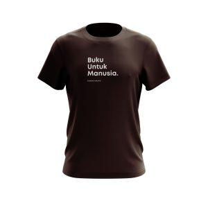 T-Shirt Buku Untuk Manusia