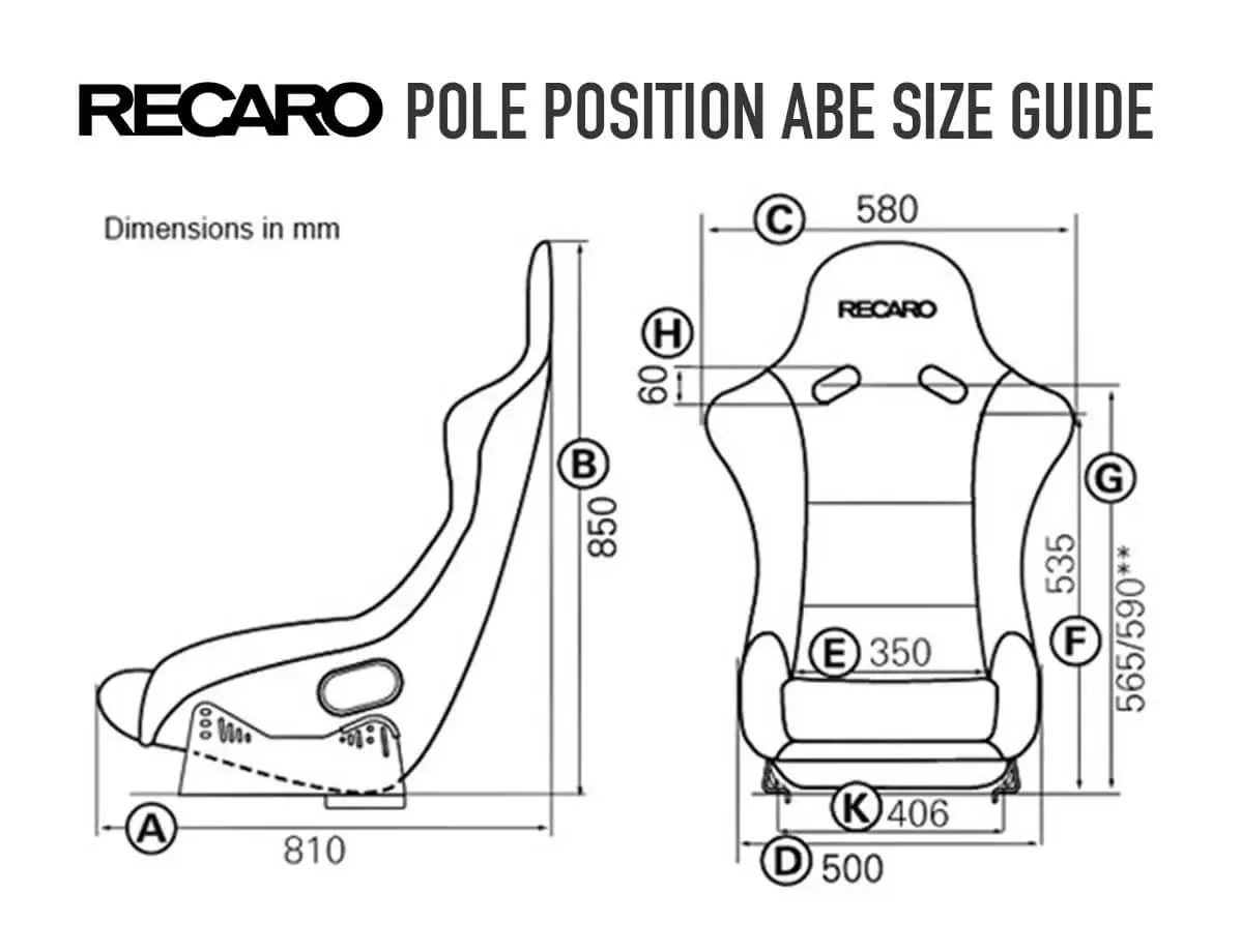 Buy Recaro Pole Position Abe Edition