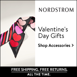 Find gift-worthy accessories for Valentine's Day at NORDSTROM.