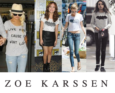 Celebs Love Zoe Karssen! Buy at ShopManhattanite.com Now!