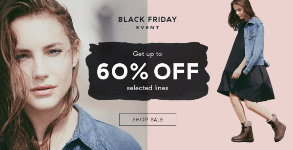 Filtflop black friday event 2016