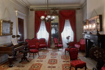 Front Parlor photo by Denis Vaslov