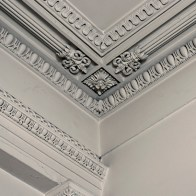 Front Parlor Cornice