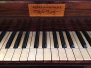 Nunns and Fischer Pianoforte, 1846-1848 (MHM 2002.2027)