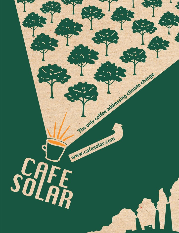 Sustainable Solar-Dried Coffee