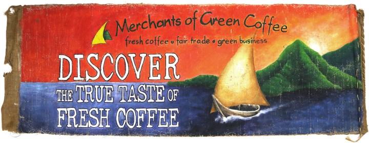 MGC Vintage Banner Sign