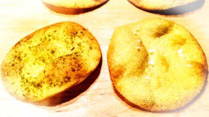 Tortas de aceite, fresh out of the oven