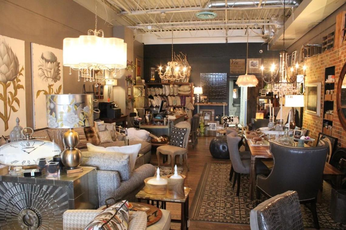 Modern Vintage Home - See-Inside Furniture & Interior ...