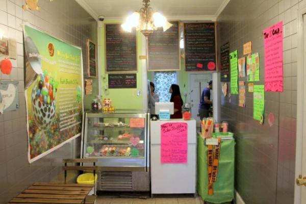 I's Cafe House New Brunswick NJ bubble boba tea order menu ...